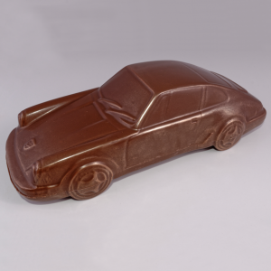 Chocolate Sports Car