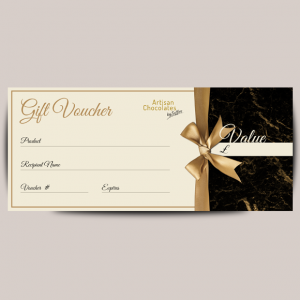 chocolate making workshop voucher