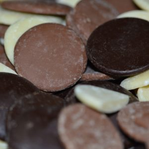 Belgian Chocolate Buttons