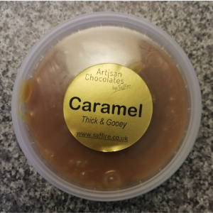 Tub of Caramel