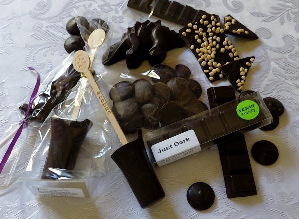 vegan chocolate social distancing reward kit