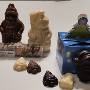 Christmas Chocolate Novelty Kit